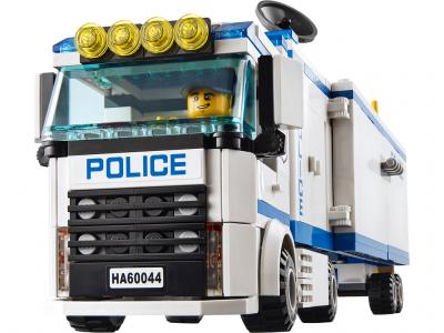 ЛЕГО 60044 Выездной отряд полиции City