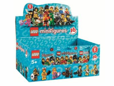 Лего 4614607 Минифигурки