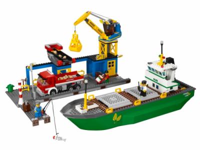 Лего 4645 Порт (Гавань)