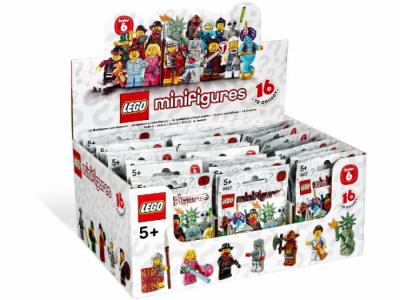 Лего 4648586 Минифигурки