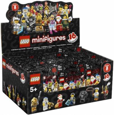 Лего 4648593 Минифигурки