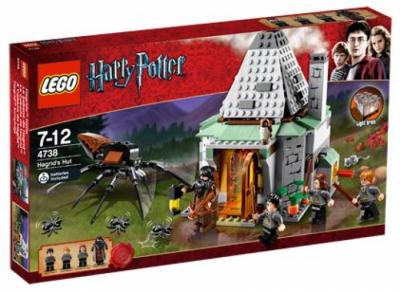 Лего 4738 Хижина Хагрида