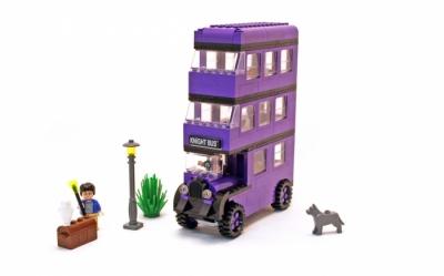 Лего 4755 Рыцарский автобус
