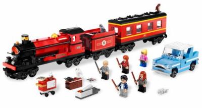 Купить конструктор Лего 4841 Хогвартс Экспресс - Hogwarts Express (3rd edition)