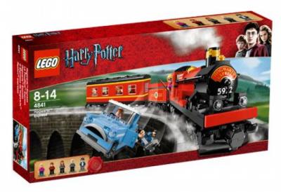 Лего 4841 Хогвартс Экспресс - Hogwarts Express (3rd edition)