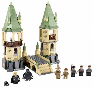Лего 4867 Хогвардс