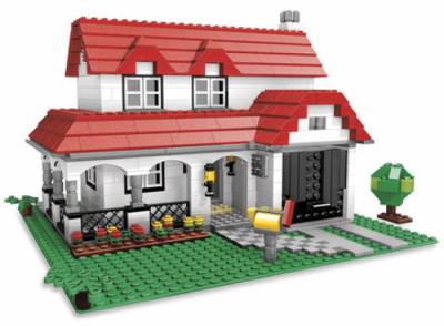 Лего 4956 Дом