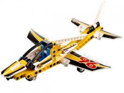 ЛЕГО 42044 Самолет пилотажной группы Technic