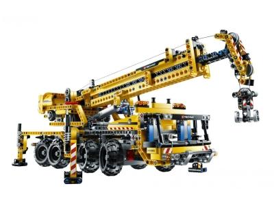 ЛЕГО 42009 Передвижной кран MK II Technic