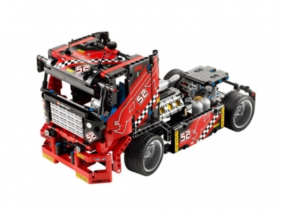 ЛЕГО 42041 Гоночный грузовик  Technic