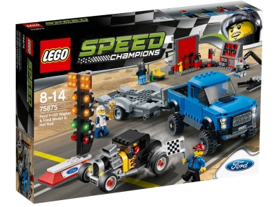 ЛЕГО 75875 Ford F-150 Raptor Speed Champions