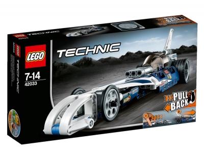 ЛЕГО 42033 Рекордсмен Technic