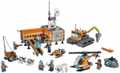 Арктическая база (Lego 60036)