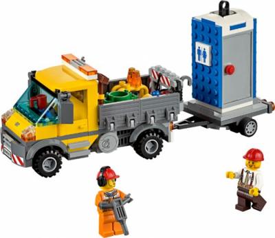 Лего 60073 Машина техобслуживания