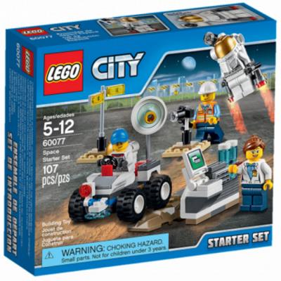 Набор для начинающих Лего Сити Космос (Lego 60077)