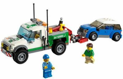 Лего 60081 Буксировщик автомобилей