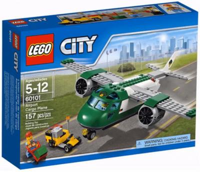 Грузовой самолет (Lego 60101)