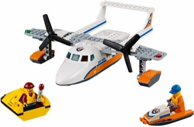 Спасательный самолет береговой охраны (Lego 60164)