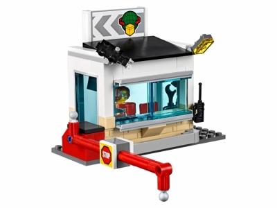 КПП Грузовой терминал (Lego 60169)