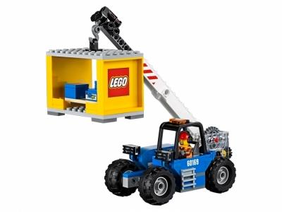 Подъемник Грузовой терминал (Lego 60169)