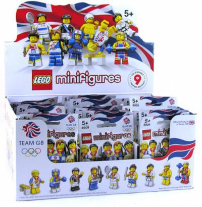 Лего 6018126 Минифигурки