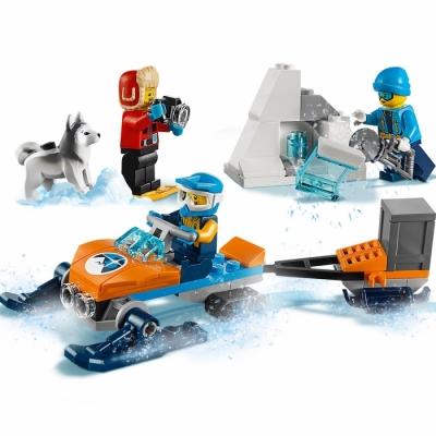 LEGO CITY Полярные исследователи