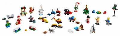 LEGO CITY Новогодний календарь 2019