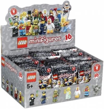 Лего 6029133 Минифигурки
