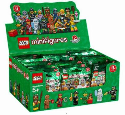 Лего 6029152 Минифигурки