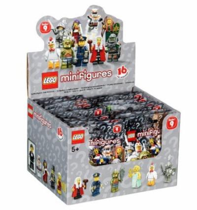 Лего 6029267 Минифигурки