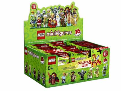 Лего 6100808 Минифигурки