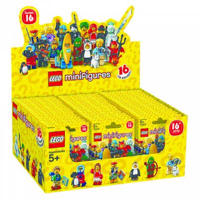 Лего 6138974 Минифигурки