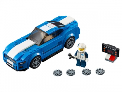 ЛЕГО 75871 Ford Mustang GT Speed Champions