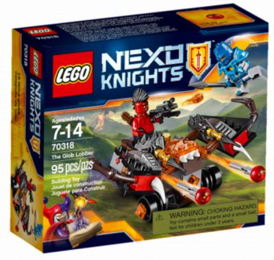 ЛЕГО 70318 Метатель Глоблинов Nexo Knights