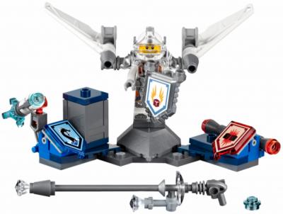 ЛЕГО 70337 Ланс - Абсолютная сила Nexo Knights