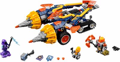 Лего 70354 Бур-машина Акселя