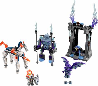 Лего 70359 Ланс против Монстра-молнии (Lance vs. Lightning)
