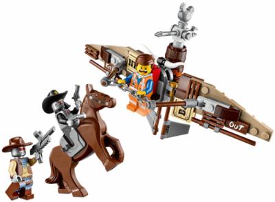 Лего 70800 Планер для побега