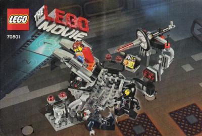 Лего 70801 - Плавильня