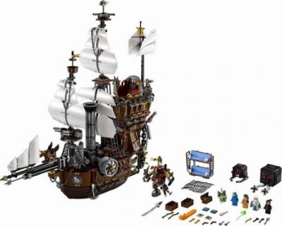 Лего 70810 Корабль Стальной Бороды