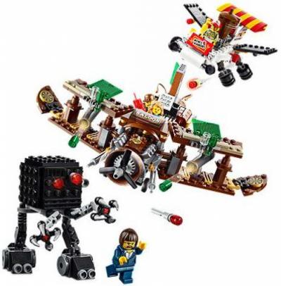 Лего 70812 Хитроумная засада