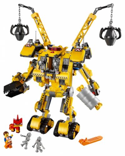 Лего 70814 - Строительная машина Эммета