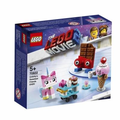 The LEGO® Movie 2 70822 САМЫЕ лучшие друзья Кисоньки!