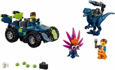 The LEGO® Movie 2 70826 Рэкстремальный внедорожник Рэкса!