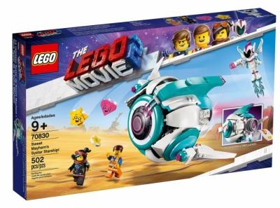 Лего 70830 Звездолет Крошки Мэйхем