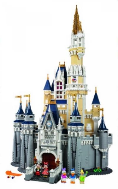Лего 71040 Сказочный замок Disney