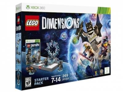 Лего 71173 стартовый набор для xbox 360