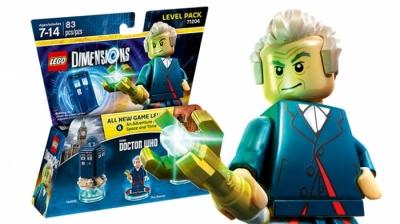 Купить конструктор LEGO Dimensions Wave 2: 71204 Level Pack - Doctor Who в Москве и Московской области. Доставка ЛЕГО Дименшенс по России.