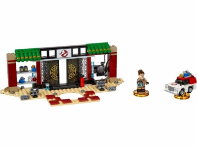 Купить конструктор LEGO  Dimensions Ghostbusters Wave 6: 71242 Story Pack - Ghostbusters: Play the Complete Movie в Москве. Доставка лего по России.