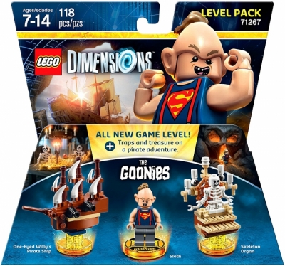Лего 71267 The Goonies Level Pack